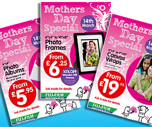Mothers DAy at King Print